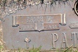 Ralph Waldo Patrick