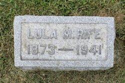 Lulu May <i>Phillips</i> Rife