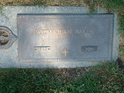 Wilmajean Willie <i>Hill</i> Baker