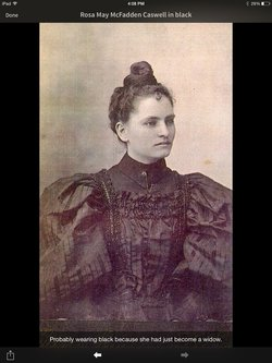 Rosa May Caswell