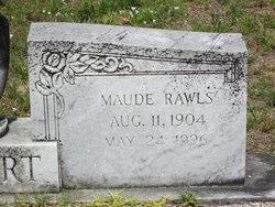 Maude Estell <i>Rawls</i> Albert