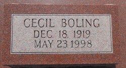 Cecil Tolbert Boling