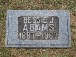 Bessie <i>Mealy</i> Adams