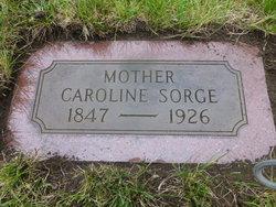 Caroline Florentine <i>Noetzel</i> Sorge