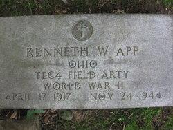 Kenneth William App