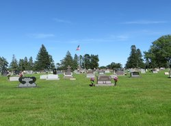 Sacred Heart Cemetery