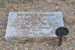 Rev Samuel Nelson Allen
