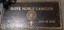 Doye O'Dessa <i>Noble</i> Lanclos