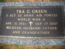Tra Gene Green