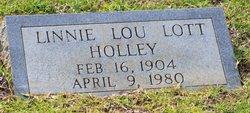 Linnie Lou <i>Lott</i> Holley