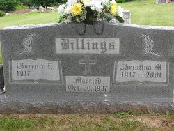 Christina M. Billings