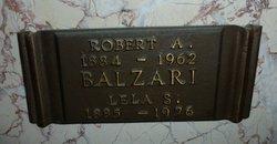 Robert A Balzari