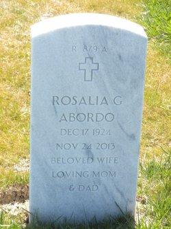 Rosalia <i>Ganon</i> Abordo