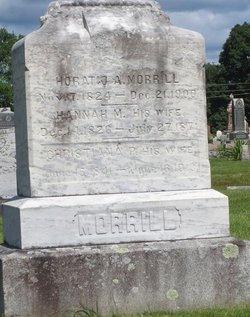 Horatio A Morrill