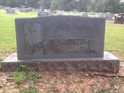 Cecil Marie <i>Williams</i> Adcock
