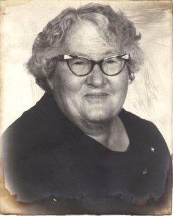 Ernie Macel <i>Burdette</i> Walker