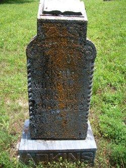 Mildred Priscilla Adkins