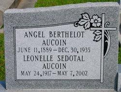 Angelle <i>Berthelot</i> Aucoin