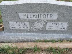 Iva <i>Pate</i> Alexander
