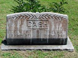 Elmer Claude Cash