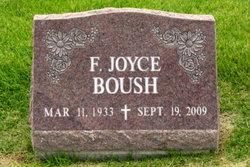 Florence Joyce <i>Hall</i> Boush