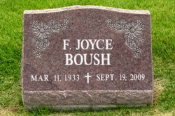 F Joyce <i>Hall</i> Boush