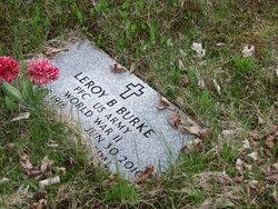 Leroy B Burke