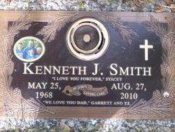 Kenneth James Ken Smith