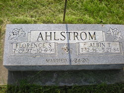 Florence <i>Seely</i> Ahlstrom