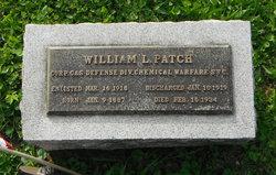 William Lewis Patch