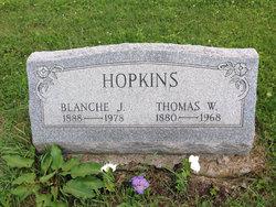 Jennie Blanche <i>Kessler</i> Hopkins