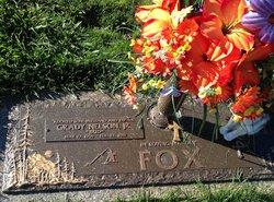 Grady Nelson Bud Fox, Jr