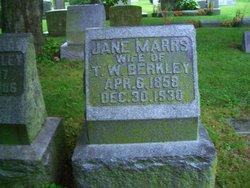 Jane Jennie <i>Marrs</i> Barkley
