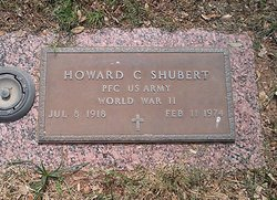 Howard C Shubert