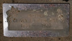 Clara Frances <i>Parish</i> Churchill