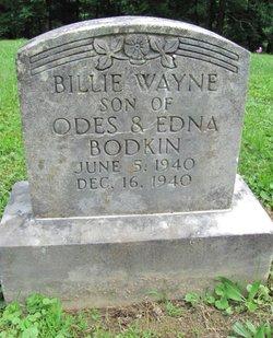 Billie Wayne Bodkin