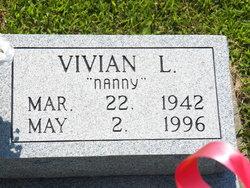 Vivian Lee Nanny <i>Blankenship</i> Belcher