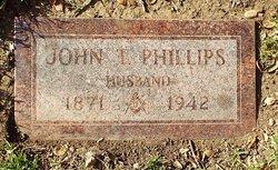 Dr John T Phillips