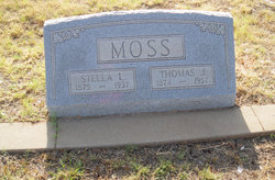 Thomas Jefferson Moss