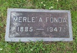 Merle Abraham Fonda