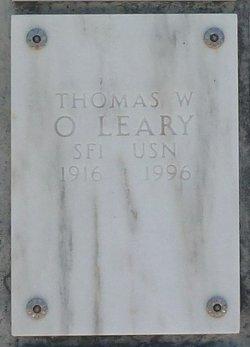 Thomas William O Leary