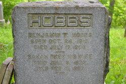 Benjamin T. Hobbs