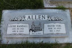 Louise <i>Randall</i> Allen