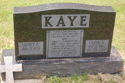 Carol A. Kaye