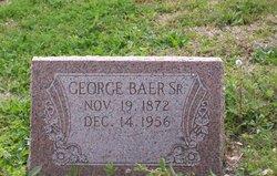 George Baer, Sr