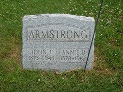 John T Armstrong