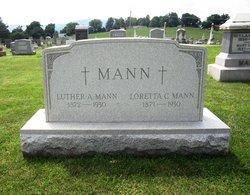 Luther Ambrose Mann, Jr