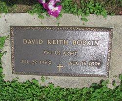 David Keith Bodkin