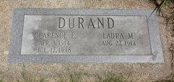 Clarence E DuRand