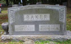 Maggie <i>Lewis</i> Baker
